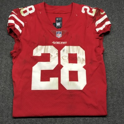 carlos hyde jersey for sale