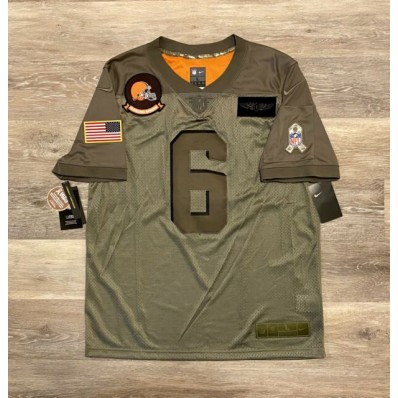 cleveland browns salute to service jersey