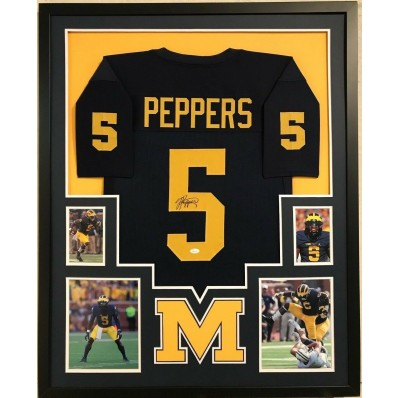 signed jabrill peppers jersey