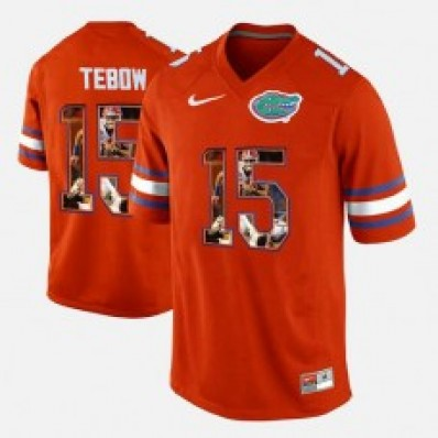 tim tebow college jersey