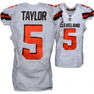 tyrod taylor jersey browns