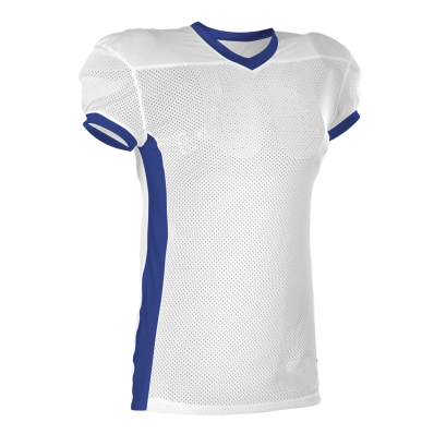 white youth football jersey