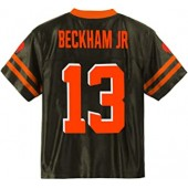 browns jersey no name