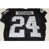 charles woodson game jersey