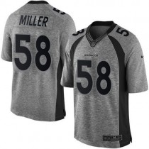 black and white broncos jersey